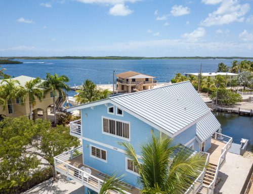 KEY LARGO WATERFRONT RESIDENCE AVAILABLE FOR SALE