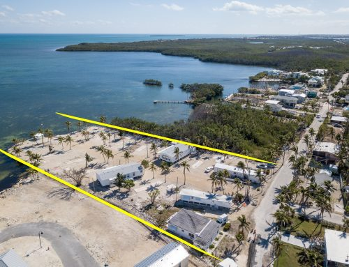 Key Largo Mobile Home Park Under Contract….Take a Look…