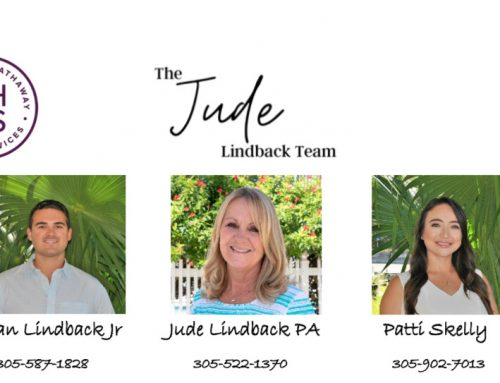 Introducing The Jude Lindback Team