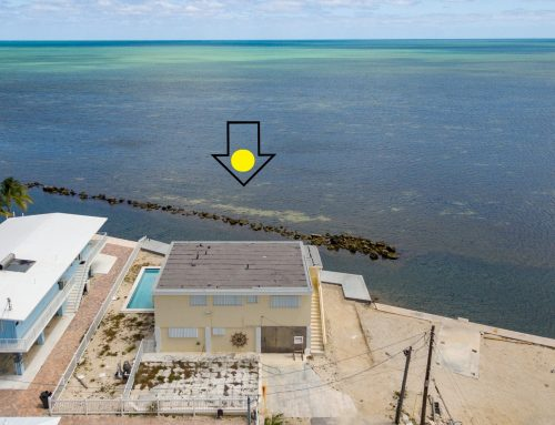 Key Largo Oceanfront Home – PENDING!