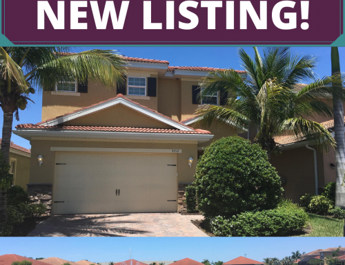 New Listing on the West Coast of Florida!