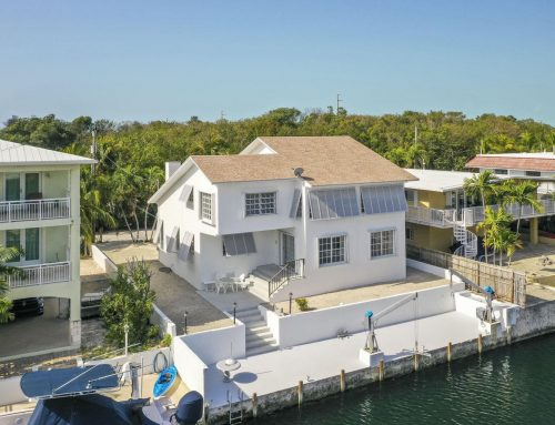 PRICE REDUCED | KEY LARGO CANAL FRONT HOME