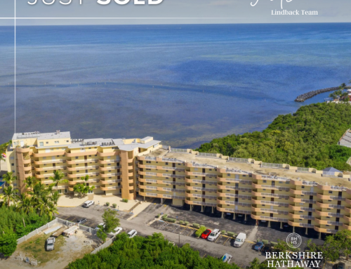 Oceanfront Condo in Plantation Key SOLD!