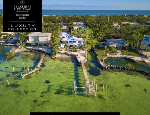 Premier Islamorada Residence SOLD by The Jude Lindback Team SOLD 102 Plantation Blvd | $4.2M