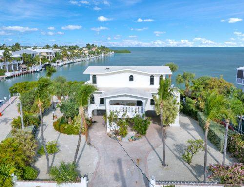 Venetian Shores Bayfront Home……..