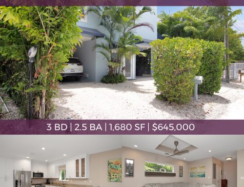 Key Largo Home Just Listed by The Jude Lindback Team